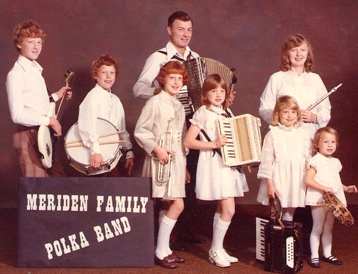 Burpo Family 2003